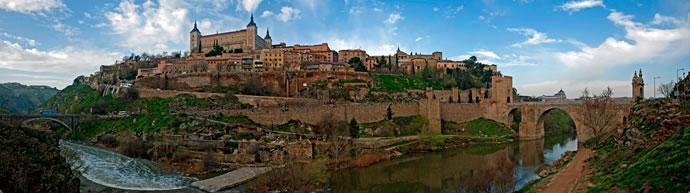 Tu casa rural en Toledo